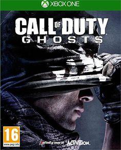 Le tout dernier #CallOfDuty : Ghosts, immanquable pour tout amateur de FPS sur console et PC !