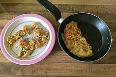 Baby-Omelette