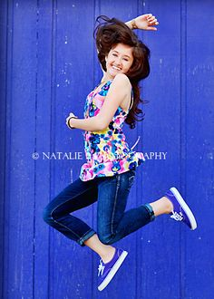 Jumping Pictures; So Fun!