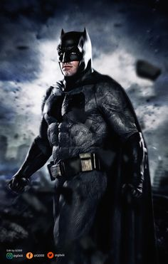 Batman v Superman : Batman by GOXIII on DeviantArt