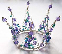 Делаем корону своими руками из проволоки