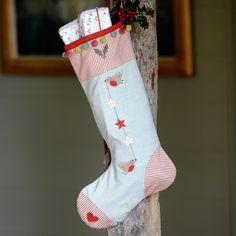 Christmas-Stocking-Robins