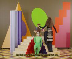 "Alex Da Corte and Jayson Musson, ""Easternsports"" (video still, 2014) Courtesy of the Artists; Fleisher/Ollman Gallery, Philadelphia; Joe Sheftel Gallery, New York; and Salon 94, New York"