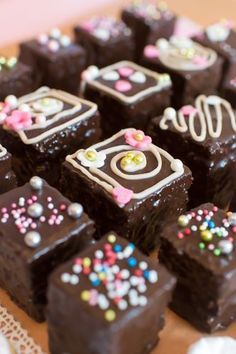 Frau Zuckerfee: Rezept für super leckere und einfache Petit Fours