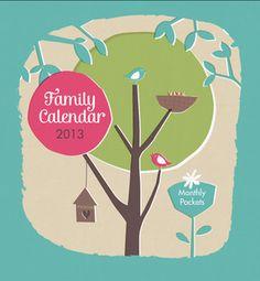 Mumtopia: Today's challenge - get a decent family calendar