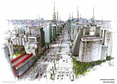 São Paulo, Av Paulista, Masp