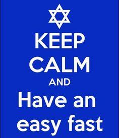 Yom Kippur, Keep Calm, Stay Calm, Relax