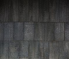 Katana Charred Wood Accoya - Delta Millworks - Austin Texas