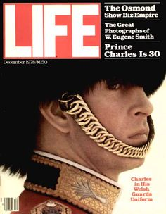 LIFE Magazine December 1978 - Prince Charles Turns 30