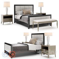 3d model: Furniture: Beds - Download at 3ddd.ru