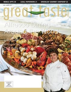 Great Taste Magazine 2012 July August Issue