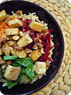 Glory Bowl from Whitewater Cooks- unbelievably good!