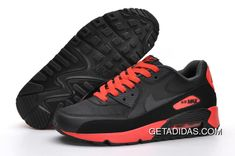 save off fe5ce 19717 Nike Air Max 90 men Black Red, cheap Nike Air Max 90 Mens, If you want to  look Nike Air Max 90 men Black Red, you can view the Nike Air Max ...