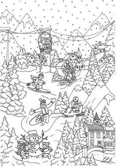 Verjaardag Kleurplaten Mama Switzerland Coloring Pages For Kids Children Of Other