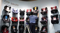 California Mandates Car Seats for Kids Up to 8 Years Old Baby Store Display, Best Car Seats, Peg Perego, Store Layout, Kids Store, Best Sites, Booth Design, Baby Boutique, New Kids