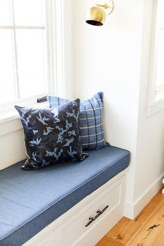 Blue Leather Camo & Blue Plaid Pillows Blue Camo, Blue Plaid, Leather Pillow, Blue Pillows, Throw Pillow Covers, Decorative Throw Pillows, Living Room, The Originals, Prints