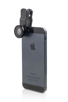 This is a great gift for anyone with a smartphone. Always have a quality camera handy with this photo lends attachment for your smartphone. A fish eye lens offers 180-degree shots with distortion, a macro lens is perfect for extreme close ups and a wide angle lens captures architectural, interior and landscape shots. Afflink