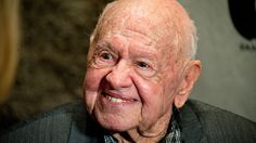 Iconic actor Mickey Rooney, who spent nearly his entire life in show business, has died aged 93.