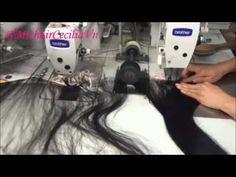 MACHINE WEFT HAIR - No shedding