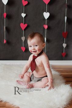 Baby love! We've rounded up 7 adorable baby photo ideas for Valentine's Day, plus sweet Valentine's Day outfits for baby at our sponsor babyGap.