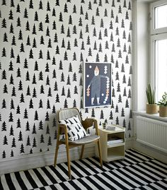 """Gran"" wallpaper from Fine Little Day"