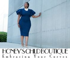 Looking for more plus size cocktail dress options for the holidays and beyond? Check out the latest from this Atlanta based plus size designer line- Miss Diva Kurves Holiday Collection