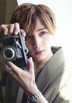 山田涼介かわいいです