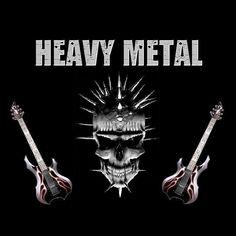 Play It Loud! Metal On Metal, Metal Skull, Heavy Metal Rock, Power Metal, Black Metal, Kerry King, Killswitch Engage, Extreme Metal, Industrial Metal