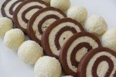 A házi Ferrero villámgyorsan elkészíthető, nézd meg te is, hogyan! Romanian Desserts, Romanian Food, Hungarian Cookies, No Bake Desserts, Dessert Recipes, Yummy Treats, Yummy Food, Homemade Sweets, Hungarian Recipes
