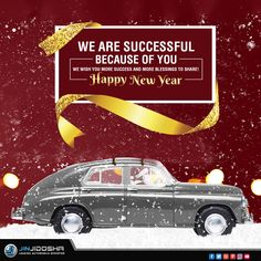 We Are #Successful Because Of You. We Wish You More Success And More Blessings To Share! #HappyNewYear#JinJidosha #Japan #Usedcars #Vehicle #Cardealership #Japanesecars #Celebrate #Happynewyears #Fireworks #Family #Holidays #HappyNewYear2018 #Contact #Ordernow