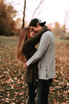 Get Great Engagement Photos playful fall couple session — nicole briann photography Fall Couple Pictures, Couple Picture Poses, Couple Photoshoot Poses, Photo Couple, Couple Pics, Picture Ideas, Cute Couple Poses, Fall Pics, Fall Photos