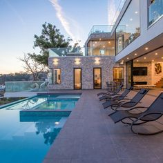 Tour Author E. L. James's New $7.25 Million West Hollywood Mansion