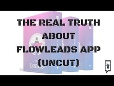 Flowleads APP Review: Warning Scam Alert! – Internet Marketing Product Reviews – ShinyObjectReviews.com
