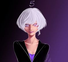 Five by Mari945.deviantart.com on @DeviantArt