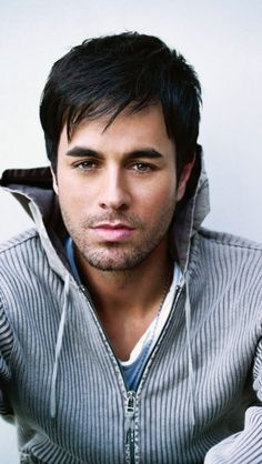 ENRIQUE IGLESIAS ive often have had fantasys about him;-)