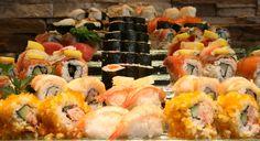 restaurant/lunch: tokyo55 Sushi-Lunch! Am Mittag gibt's für 15 Euro Sushi, let's go! Runeberginkatu 55, Taka-Töölö