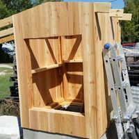 I started construction on a new smokehouse several weeks ago. Its going slow, never seem to...