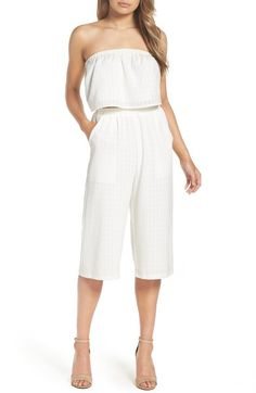 Main Image - Ali & Jay Pass the Coconut Two-Piece Jumpsuit