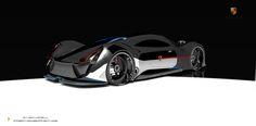Porsche Fuel-Cell Vehicle Exterior Design 27