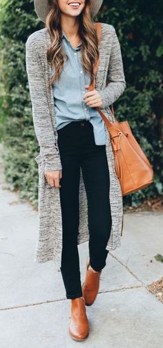 21 casual black jeans fall outfits to wear now