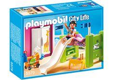 Kinderkamer met hoogslaper - PLAYMOBIL® Nederland