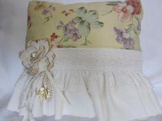 Country French Pillow Shabby Chic
