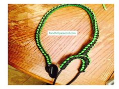 Paracord Stethoscope, Cobra Weave