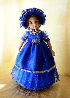 In-the-Starlight-Regency-Dress-Clothes-Outfit-for-13-Effner-Little-Darling-Lumi