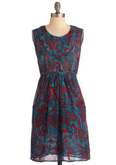 Color Class Dress