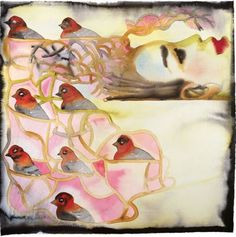 Francesco Clemente, The Conference of Birds II