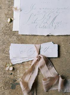 The New Classic Wedding Inspiration