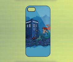 Ariel Mermai for iPhone 4/4S iPhone 5 Galaxy S2/S3/S4 & Z10