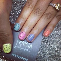 29 Super Adorable Nail Art Designs For Easter
