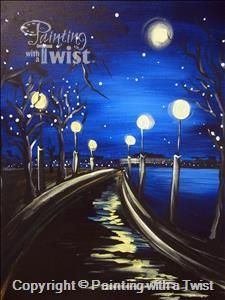 New Painting with A Twist Austin